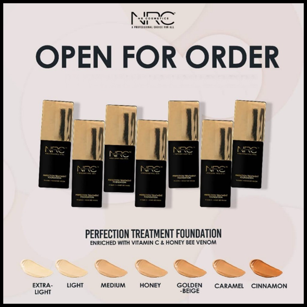 Image result for NRC PERFECT TREATMENT FOUNDATION