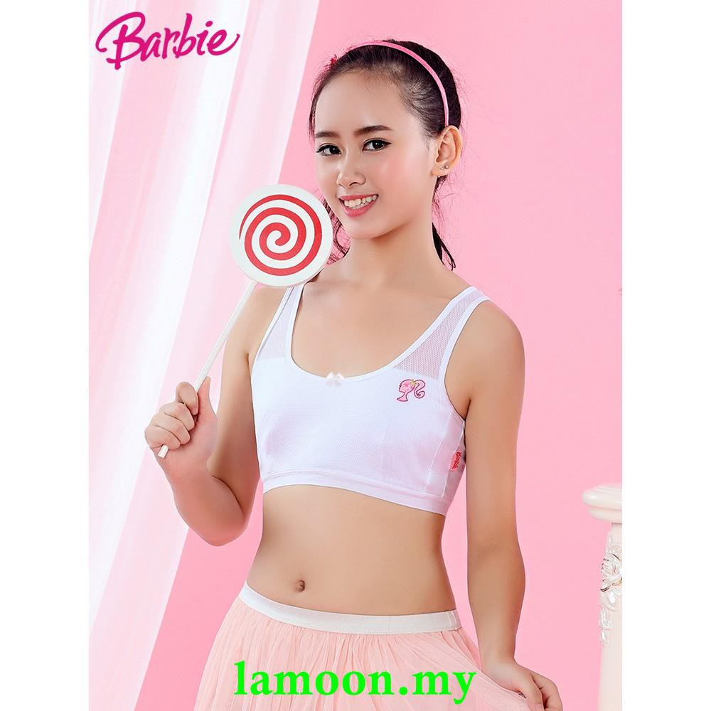6e5630804ade2 Children s bra underwear primary school girls 9-12 years old tube top  cotton bra