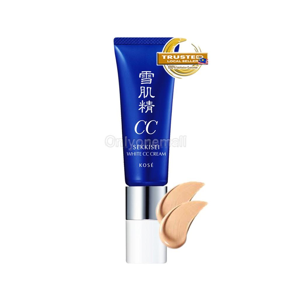 SEKKISEI White CC Cream 30g (#001)