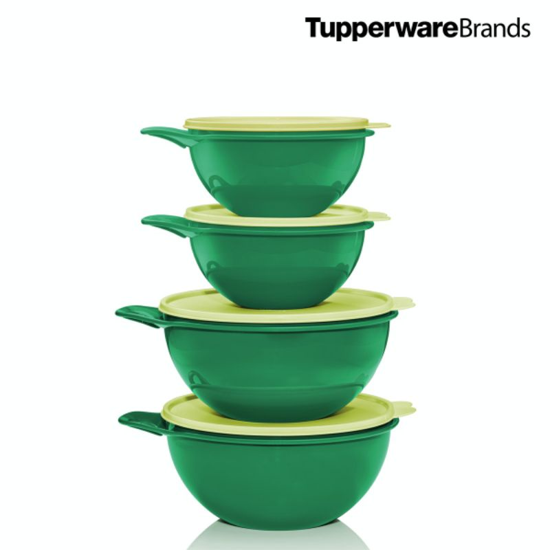 TUPPERWARE that's a bowl set