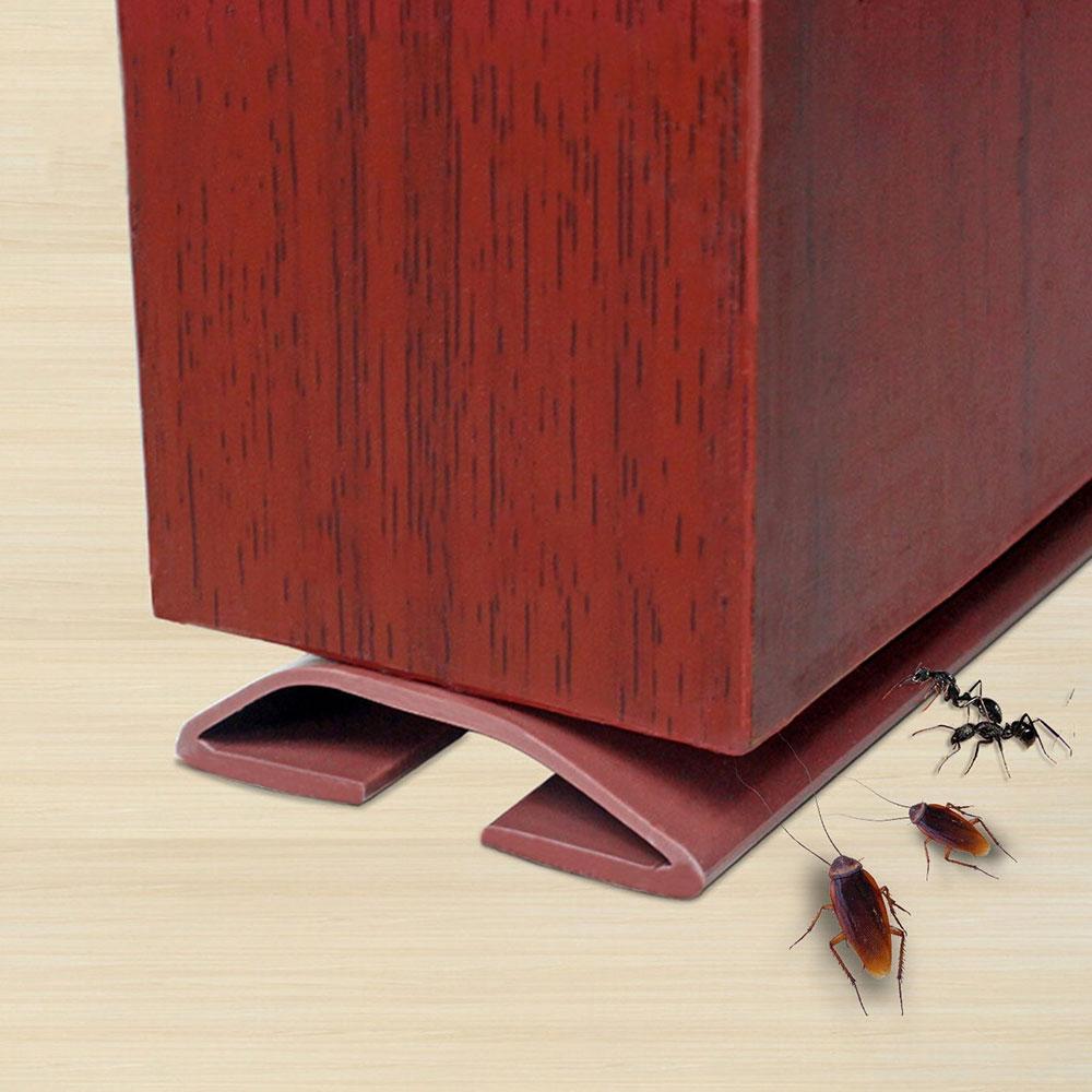 1m PVC Soundproof Dustproof Under Door Seal Strip Sweep Weather Stripping  Door