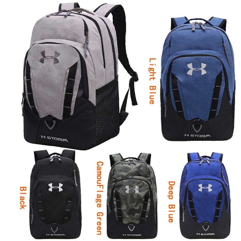 ebd3a77a9c UA UNDER ARMOUR Nylon Double Handle Backpack