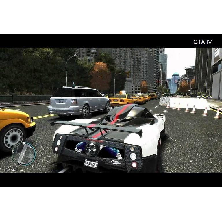 PS2 Game Grand Theft Auto III (GTA3) Grand Thefy Auto IV (GTA4) , English version, Action Adventure Game / PS3 GTA