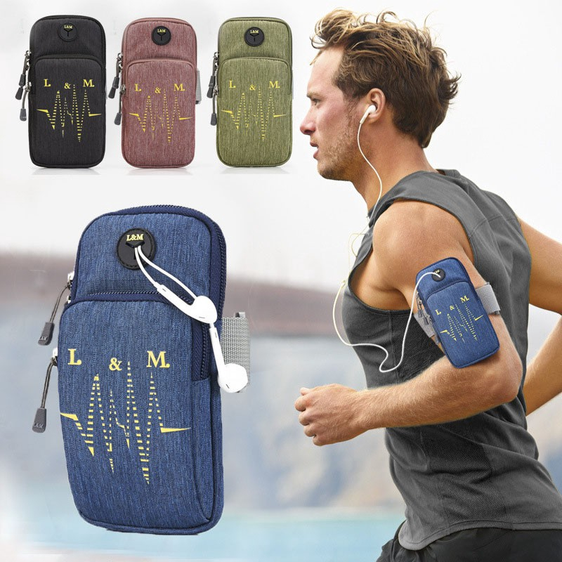 Universal Waist Belts Armband Bag For Iphone 6 6s 7 8 Plus Xiaomi 6.2 Inch Sport Arm Band Running Case For Samsung Huawei Pouch Buy Now Mobile Phone Accessories
