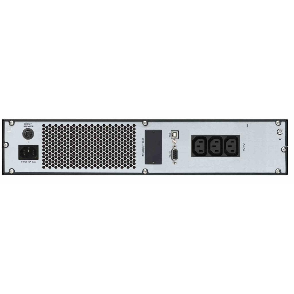 PROLiNK 1KVA / 800W Pure Sine Wave Rackmount Online Smart UPS with AVR PRO901WRS
