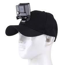 Adjustable Canvas Sun Hat Cap for Gopro/EKEN/SJCAM AND Sport Action Camera