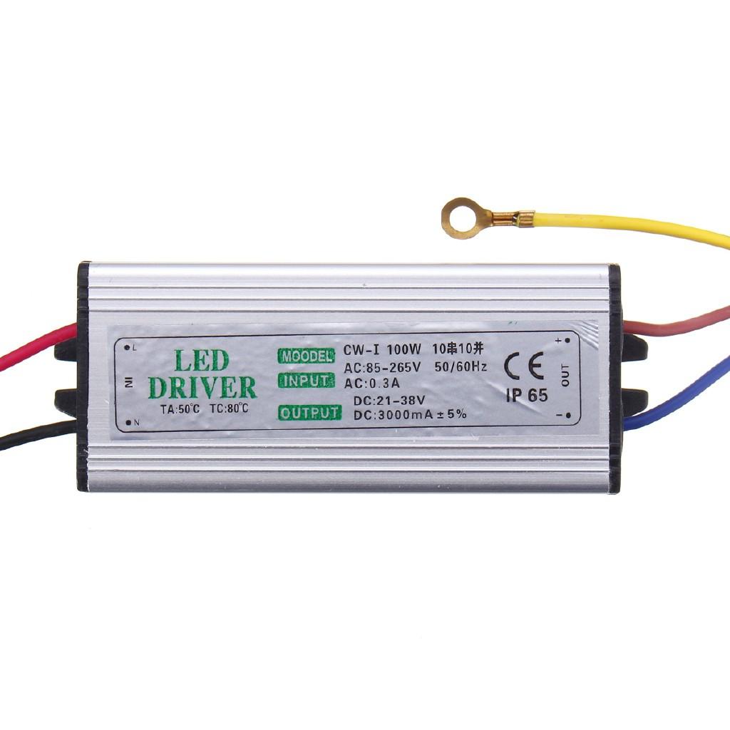 🌸🌸🌸10W 20W 30W 50W 100W Waterproof High Power Supply LED