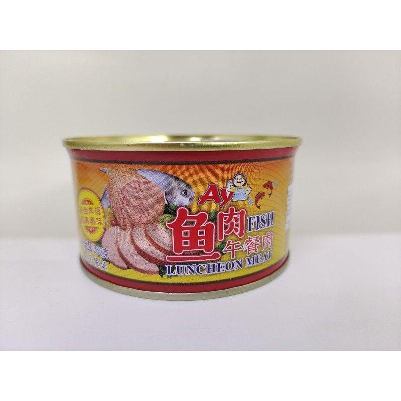 (READY STOCK) (AY) Fish Luncheon Meat 鱼肉午餐肉 (360g)
