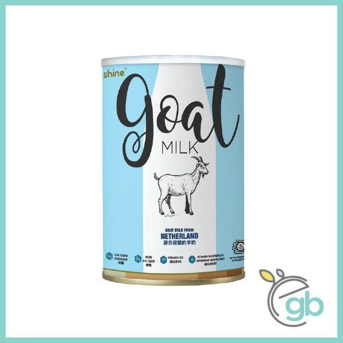 Shine Goat Milk 400g - HALAL certified
