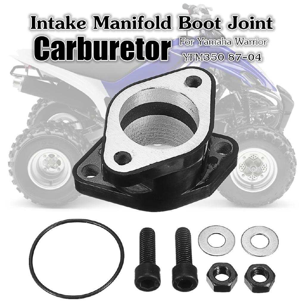 Intake Manifold Boot Joint Carburetor OEM Yamaha Warrior YFM350 YFM 350 87-04