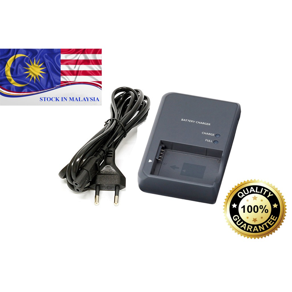 Pro-Image Battery Charger for Canon CB-2LZE for Powershot G12, G11, G10, SX30 IS NB-7L (Ready Stock In Malaysia)