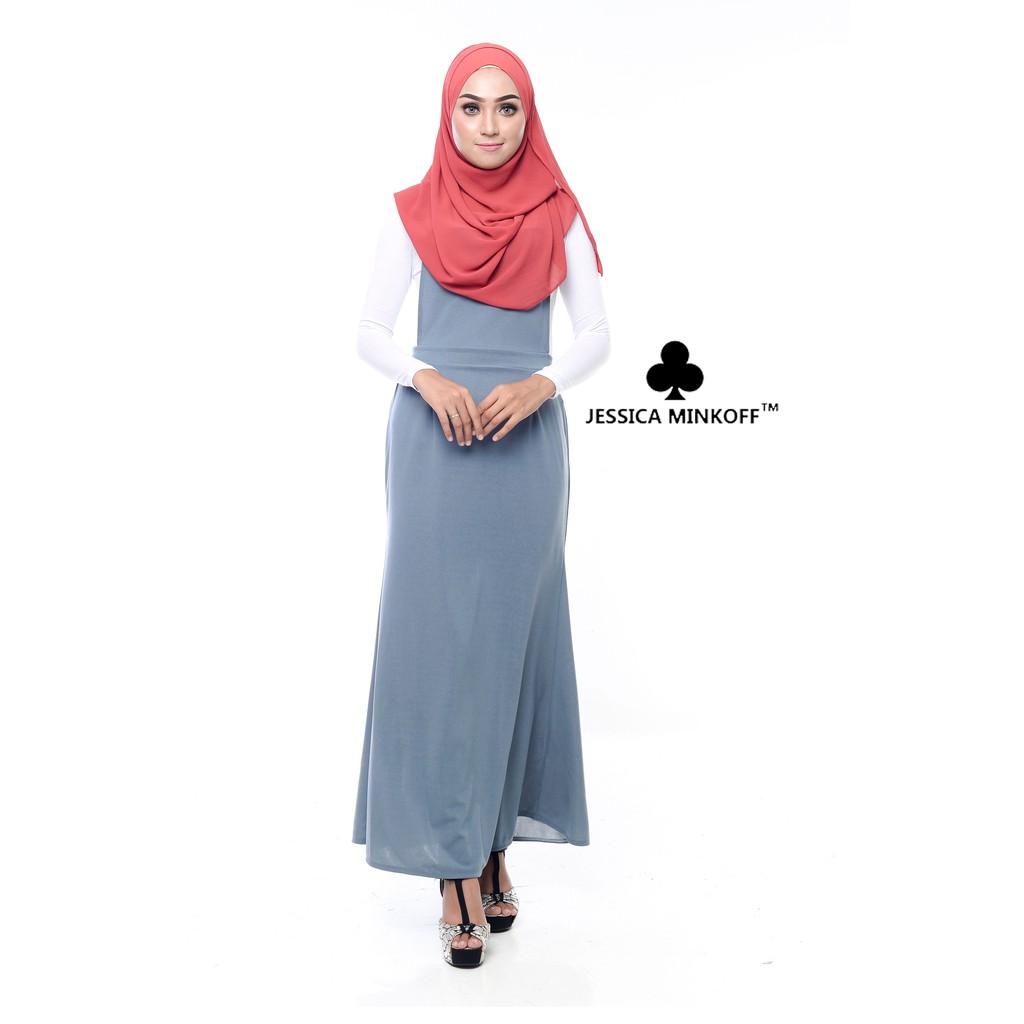 c767a41de731d Aulia Maxi Dress Labuh Muslimah Jumpsuit Skirt 6139