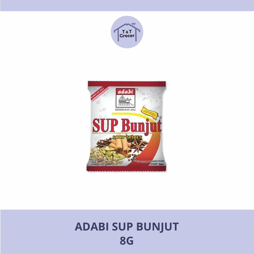 Adabi Sup Bunjut/ Soup Spices (8g)