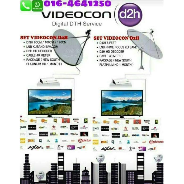Installation Videocon