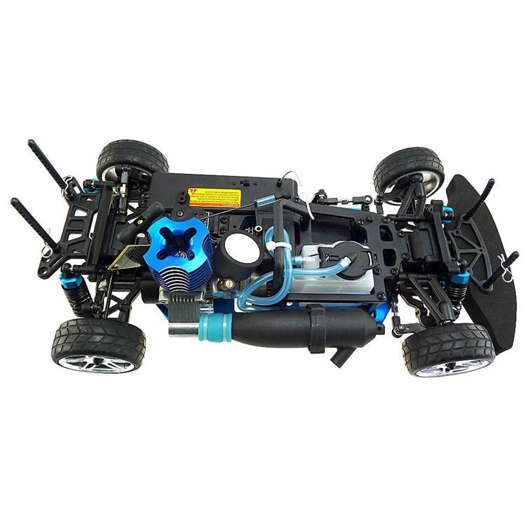 Hsp 18 Engine 2 Speed Nitro Gas Power Rc Car 4wd 1 10 Scale 94102 Shopee Malaysia