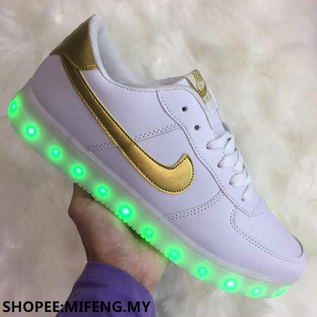 NIKE AIR FORCE 1 LED SHOES LIMITED EDITION SALE