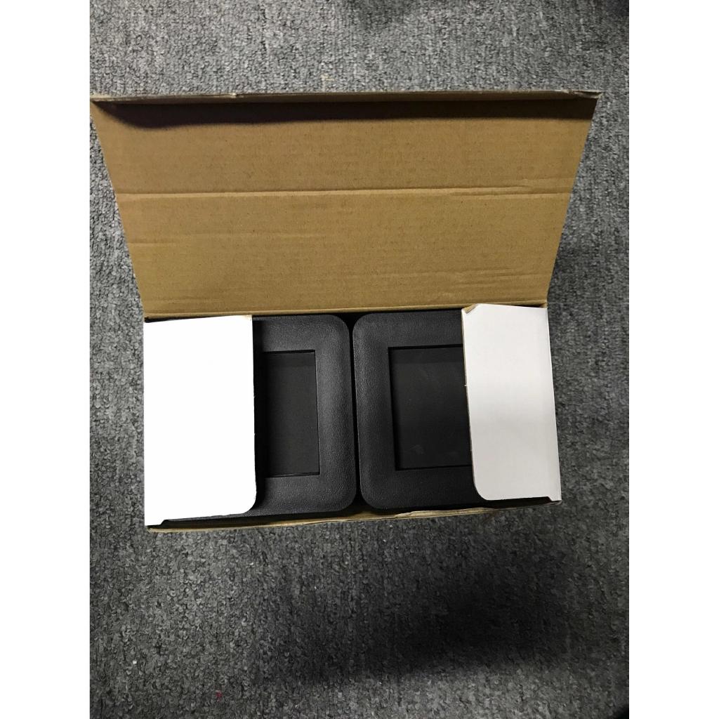 4Pcs//Set Furniture Leg Risers PP Plastic Non-Slip Riser for Table Desk Bed Sofa