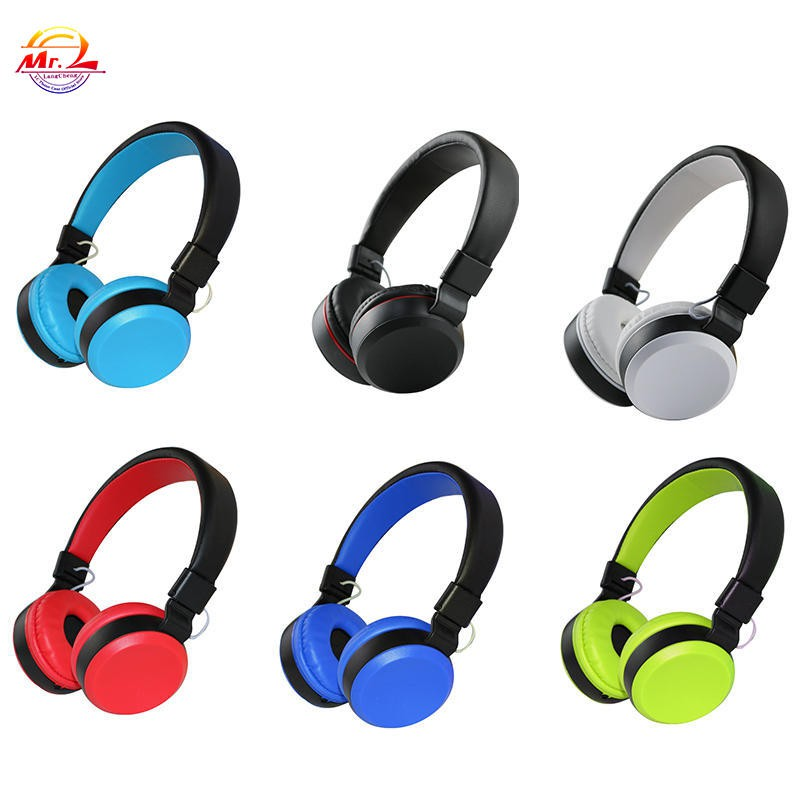 Professional Wired Headphones Color Subwoofer Mobile Phone Dedicate Universal Headphones