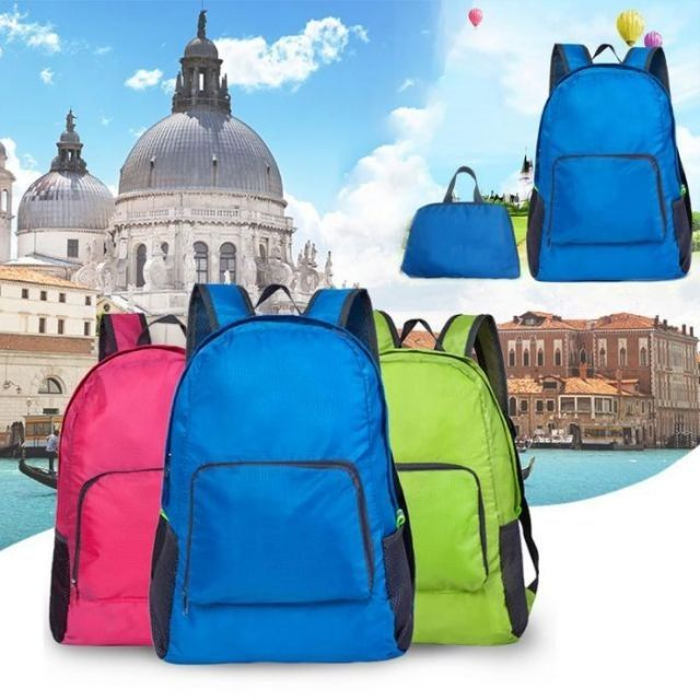 4b2c3d1a66c0 riding back pack bag ultra light folding waterproof travel nylon shoulder  bags