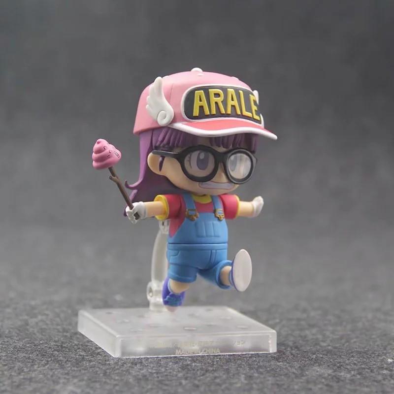 Nendoroid 900# Arale Norimaki Dr Slump Face Changeable Action Figurine Statue