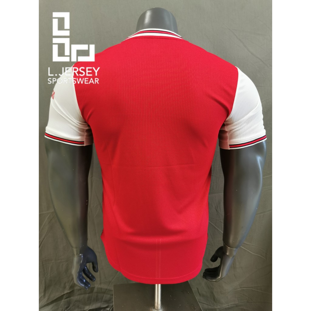 Arsenal Men Home Season 19/20 CLIMACHILL Player Jersey
