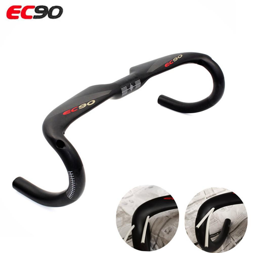 3K Carbon Cycling Handlebar Bicycle Drop Bar 31.8*400-440mm Road Bike Ultralight
