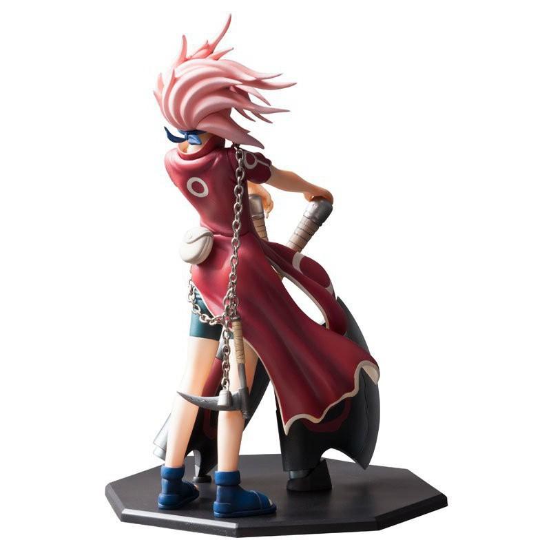 23cm Naruto Haruno Sakura Anime Action Figure PVC Figures Toys Collection Gift