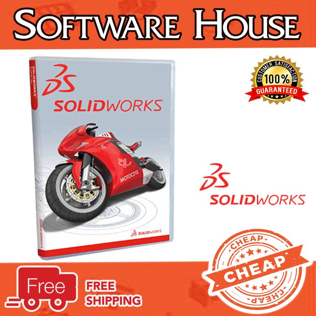 [100% WORK] SolidWorks 2019 SP3 0/ 2018 SP4/ 2017 SP4 Premium + Crack