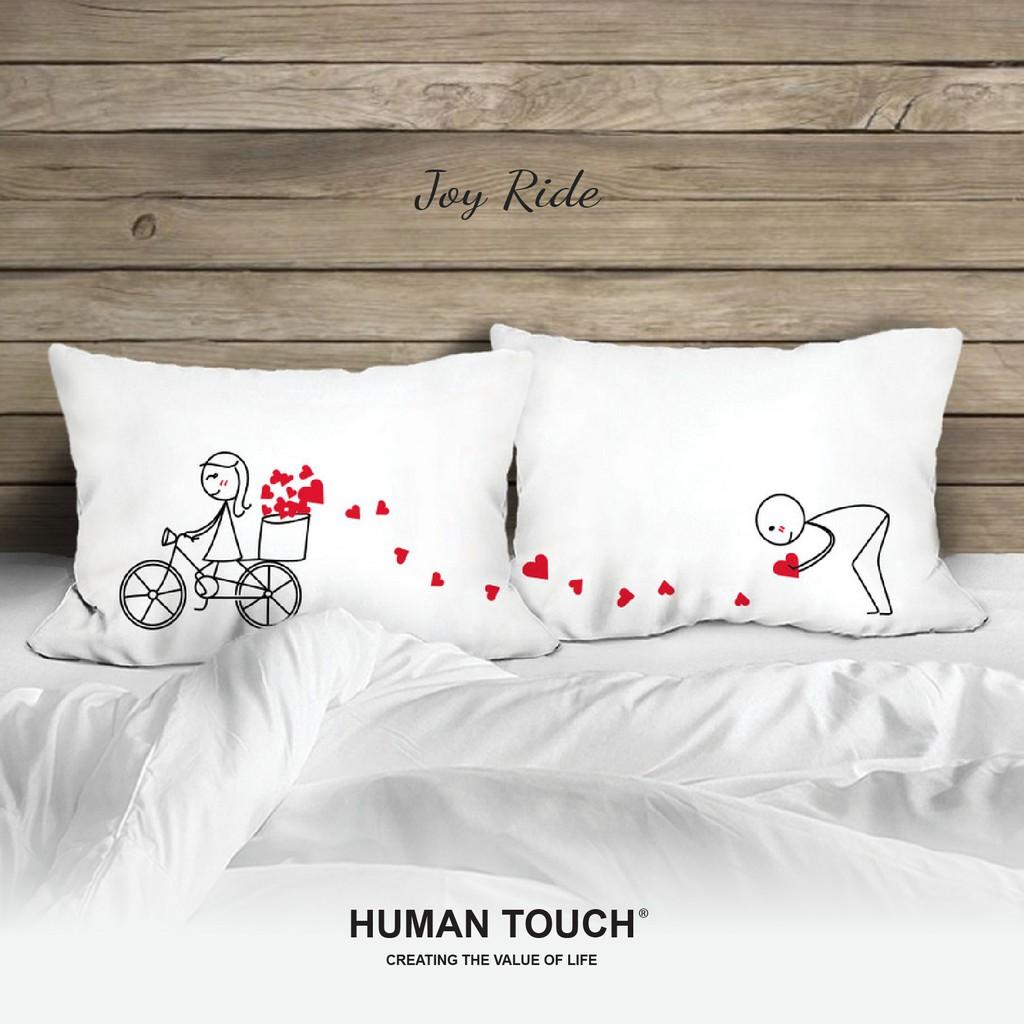 Human Touch (Boy Meets Girl) Couple Pillow Case