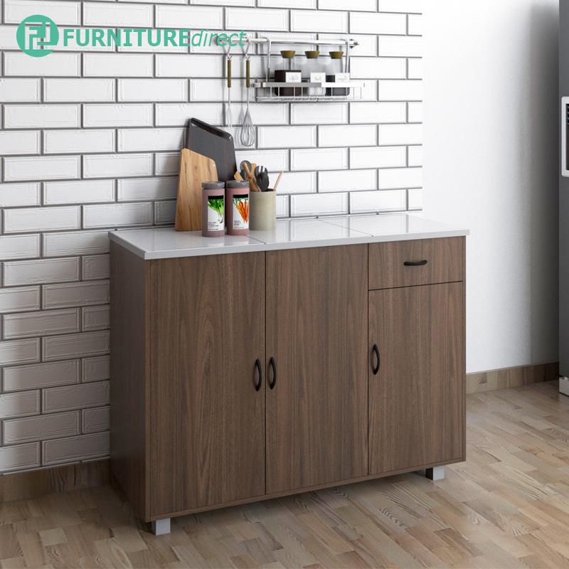 FREY tile top kitchen cabinet-364004 mosaic cabinet