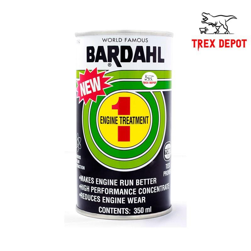 Bardahl 1 Engine Treatment (0 3L)