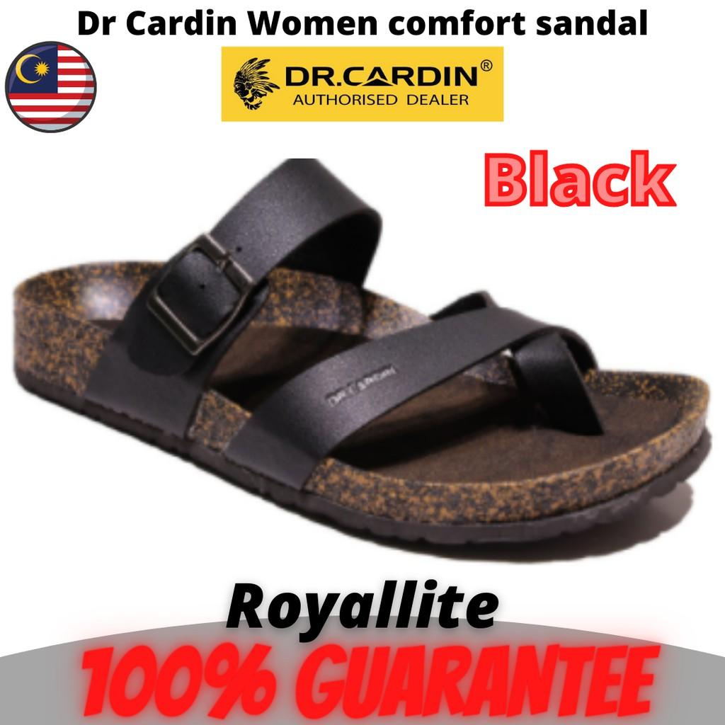 Dr Cardin Women sandal (L-BSA-1329) Black & Red