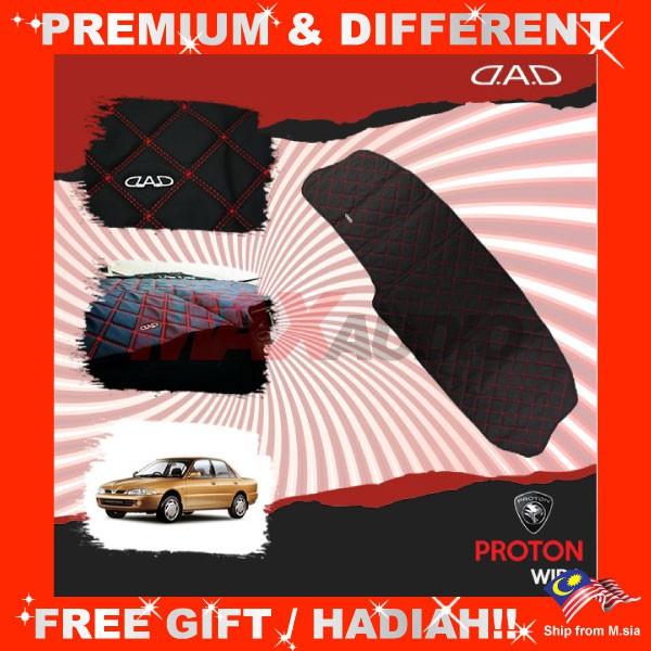 [FREE Gift] PROTON WIRA DAD GARSON VIP Non Slip Dashboard Cover Mat