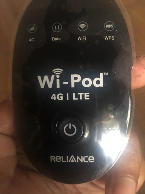 Wi Pod 4g Lte Reliance Unlock