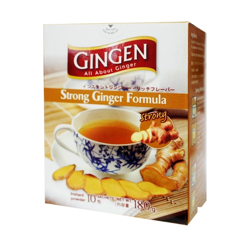 Gingen Strong Ginger Formula Drink 18g X 10s