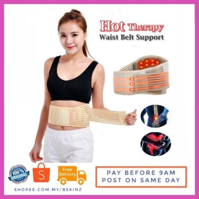 9106e62b2f  READYSTOCK  HOT! Xtreme Power Belt waist trainer shaper belt gym belt  bengkung