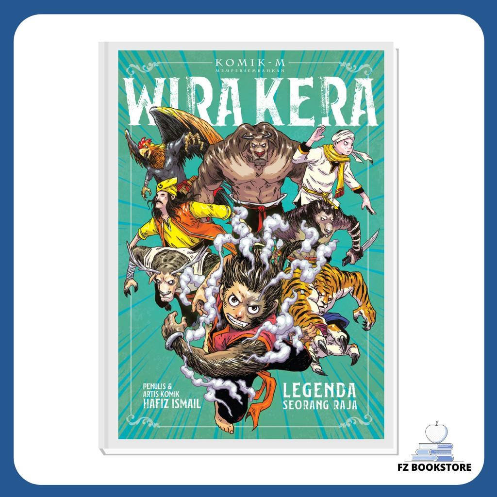 Wira Kera #1: Legenda Seorang Raja - Komik-M - Komik