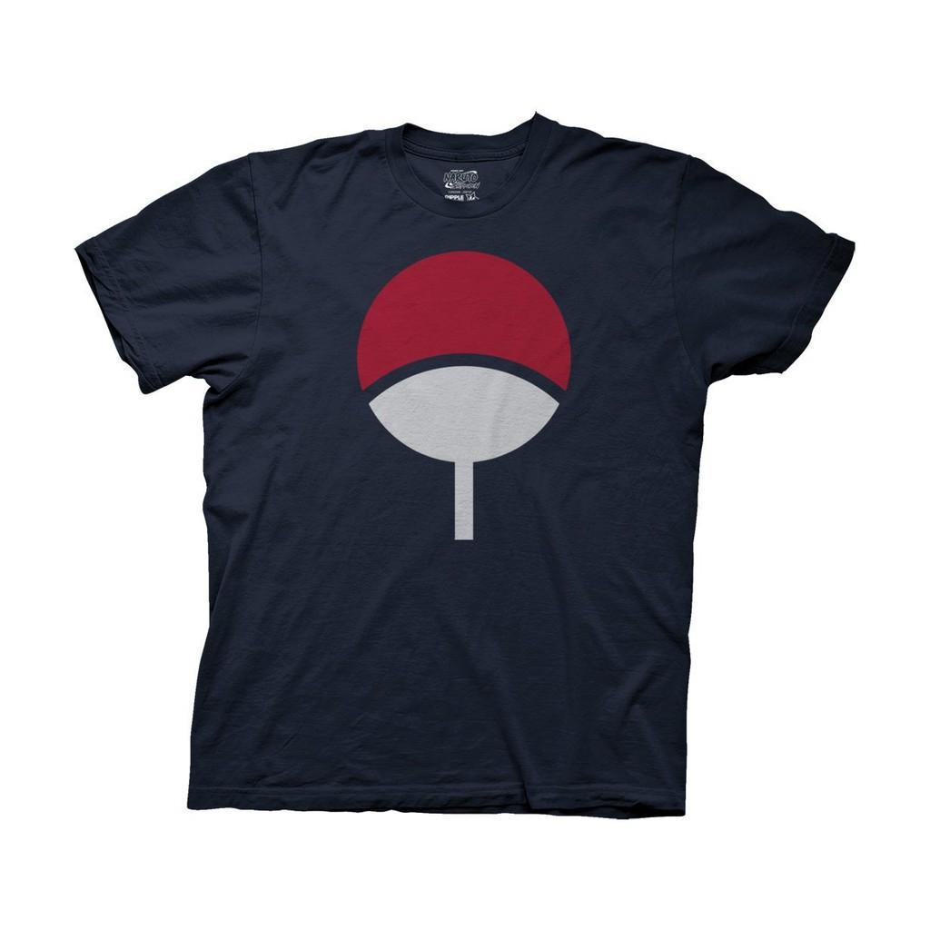 60b2fe166 ProductImage. ProductImage. Ripple Junction Naruto - Shippuden Sasuke  Uchiha Symbol Men Tshirt ...