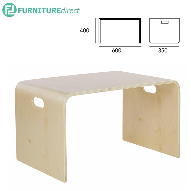 Furniture Direct HST128 Ikea alike side table/ meja kopi/ meja berlajar