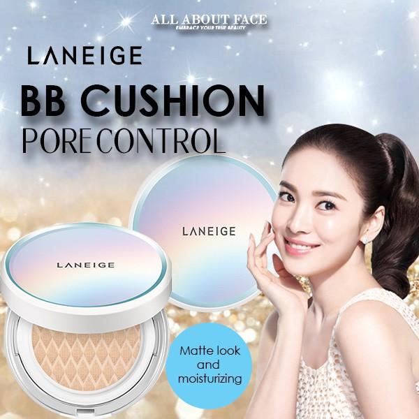 BB Cushion [Pore Control] SPF50+ PA+++ 15g