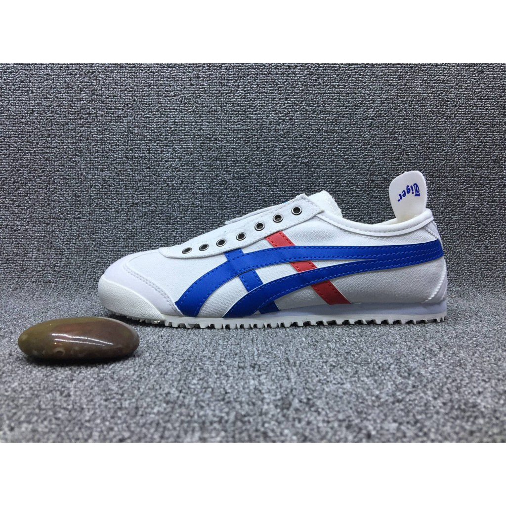best sneakers 9d210 56afa Ready Stock Original 2018 New Asics Onitsuka Tiger Casual Canvas Shoes 36-44