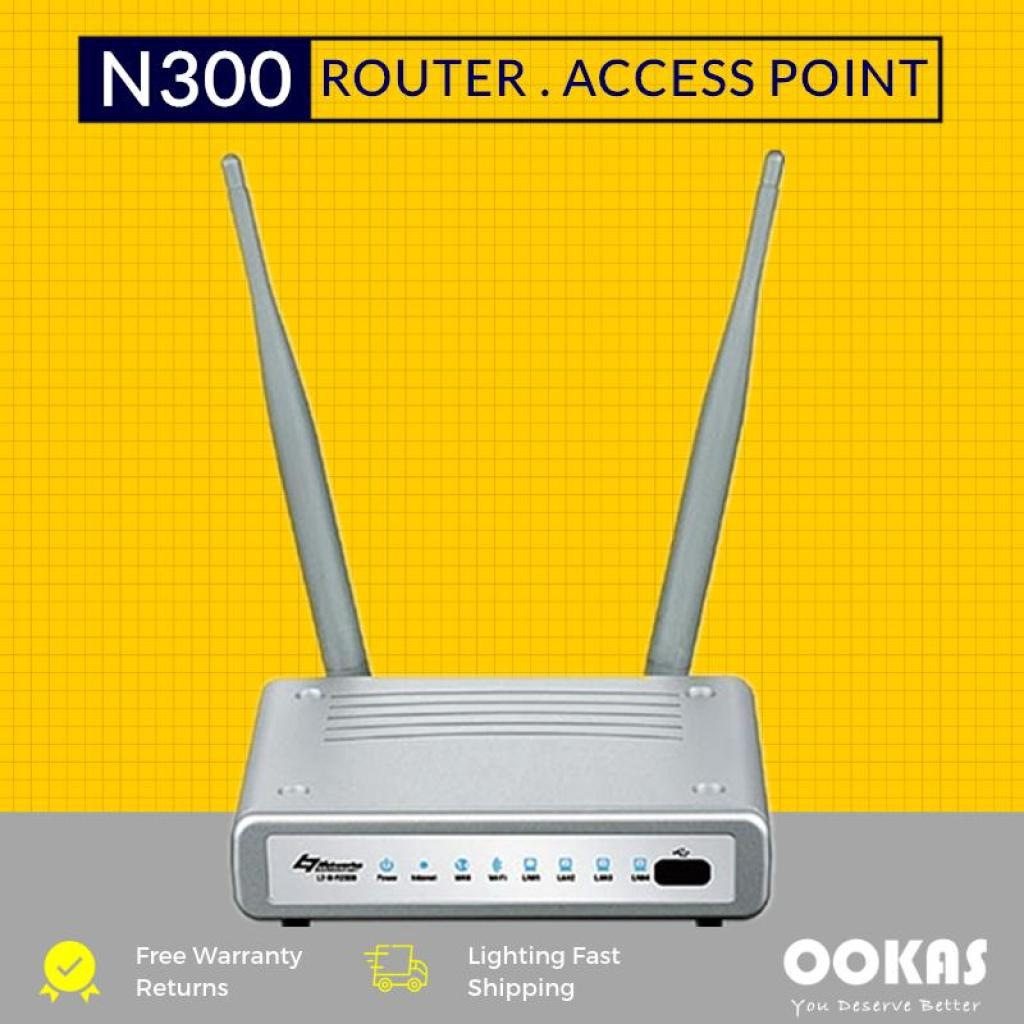 TP-LINK TL-WR802N 300Mbps Wireless Travel USB Powered Nano