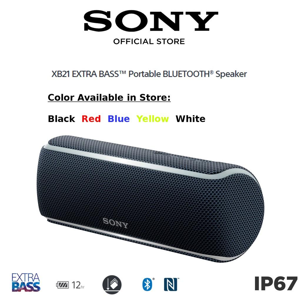 Sony SRS-XB20 Portable Wireless Bluetooth Speaker Extra Bass Audio Music | Shopee Malaysia