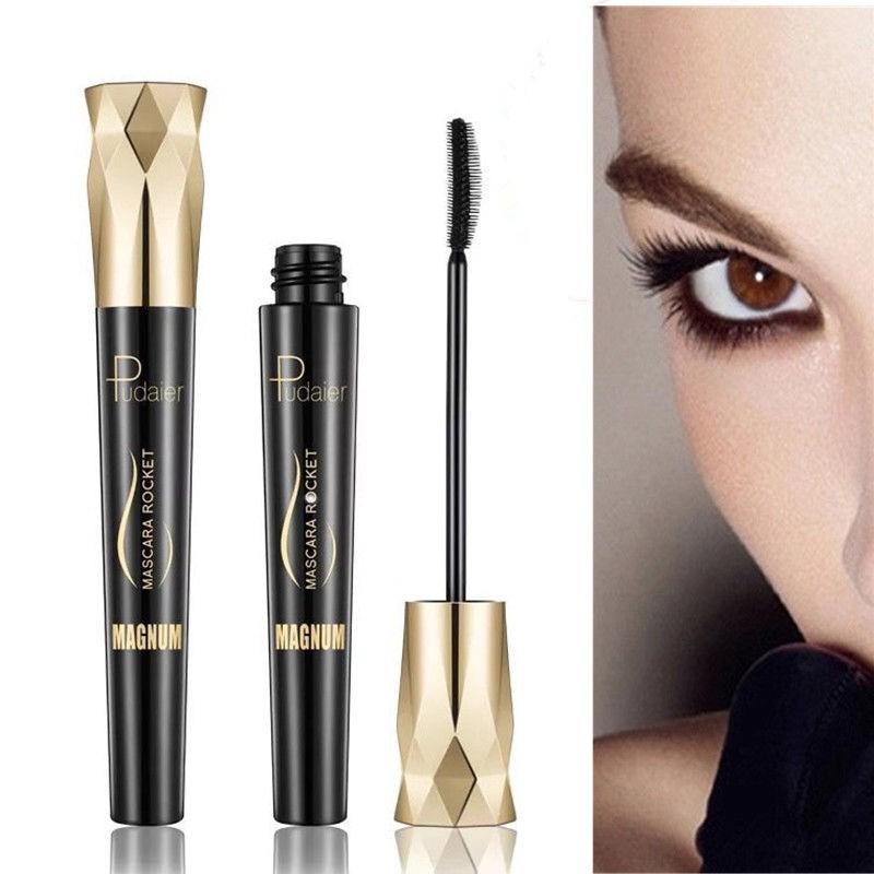 690e8fda07a PUDAIER 4D Eyes Makeup Curling Thick Volume Express False Eyelashes Mascara  | Shopee Malaysia