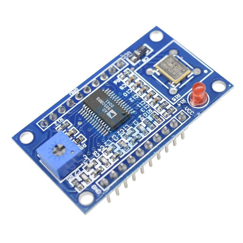 AD9850 DDS Signal Generator Module 0-40MHz 2 Sine Wave And 2 Square Wave  Output