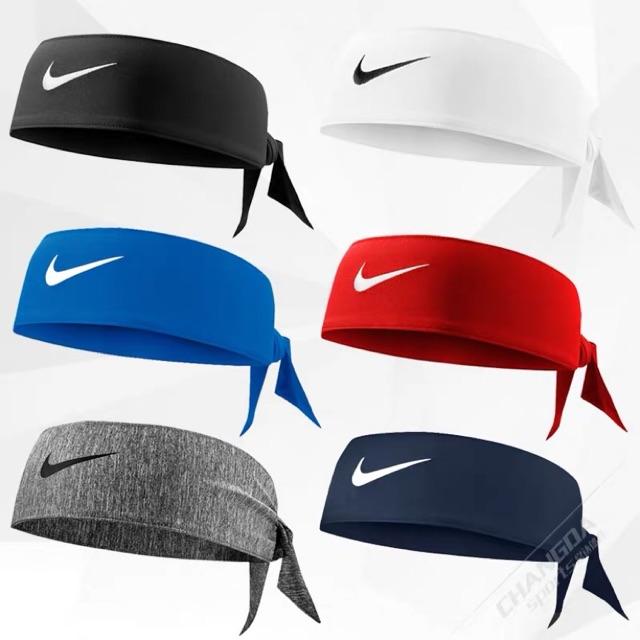 Milímetro Comunismo Ya que  Nike DRI-FIT Head Tie sport headbands | Shopee Malaysia
