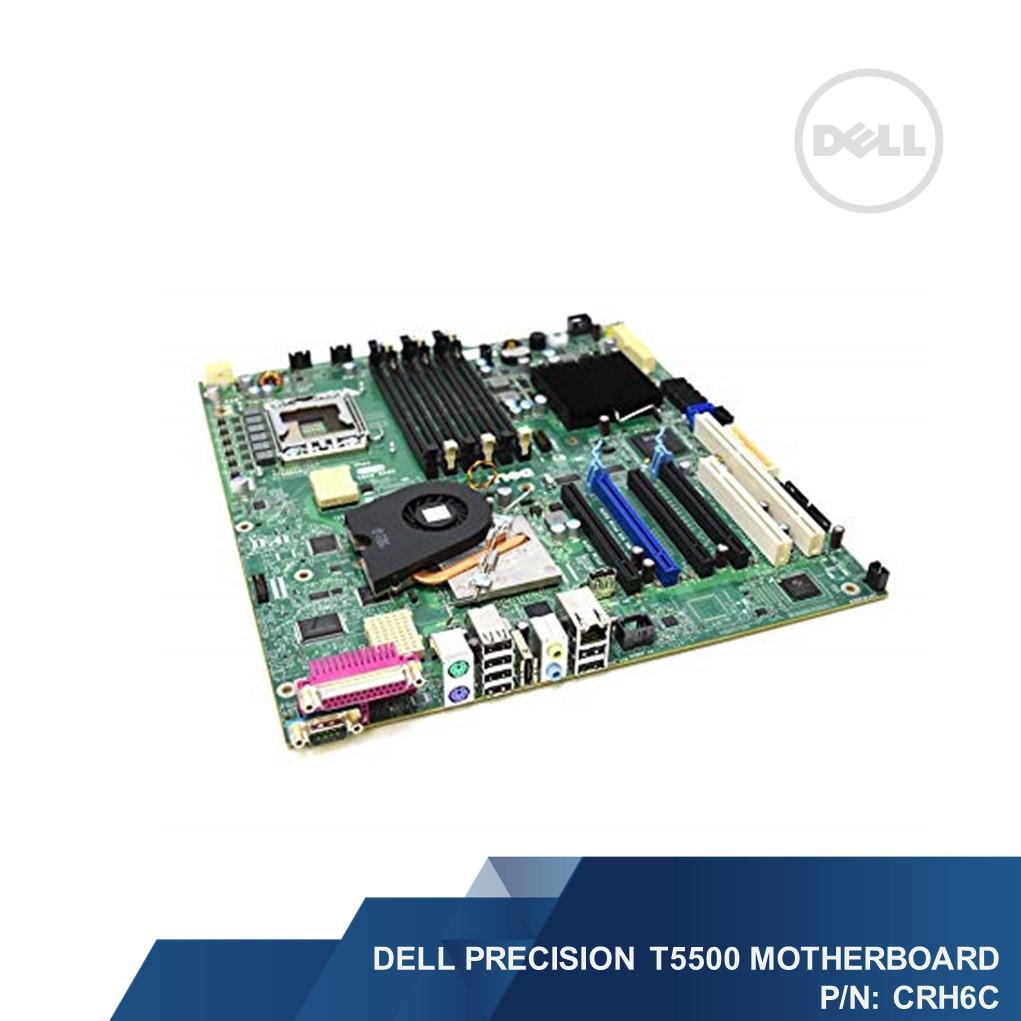DELL PRECISION T5500 MOTHERBOARD P/N: CRH6C