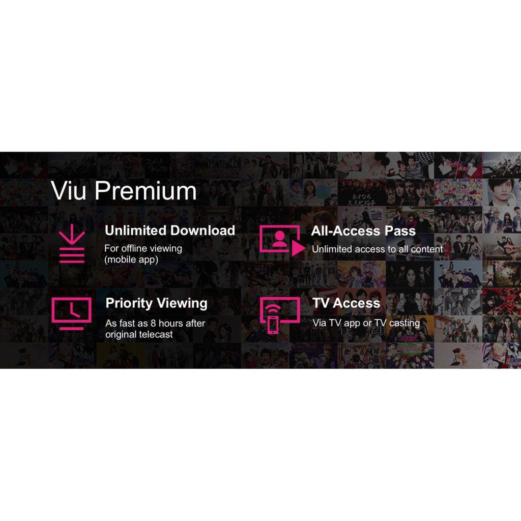 VIU Tv Shows, Movies & More [Originals] [Premium]