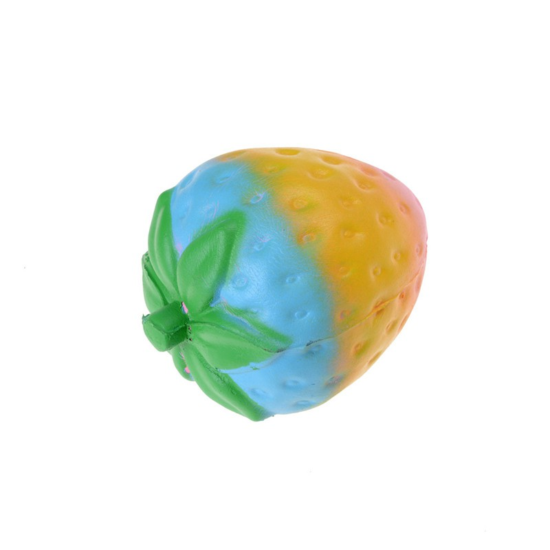 18CM Slow Rising Squishy Jumbo Watermelon Fruit Scented Sque | Shopee Malaysia