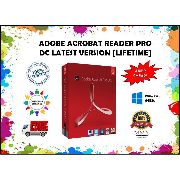 🔥Adobe Acrobat Pro DC 2019 Latest Version🔥